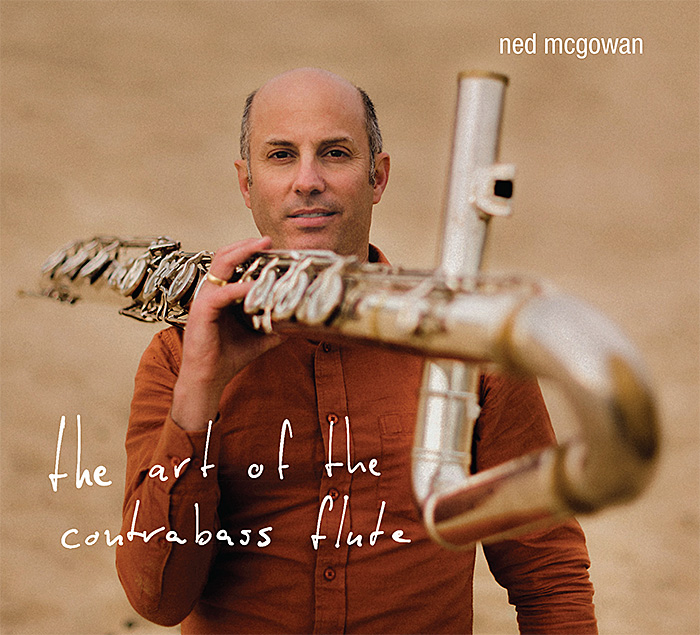 ned mcgowan the art of the contrabass flute